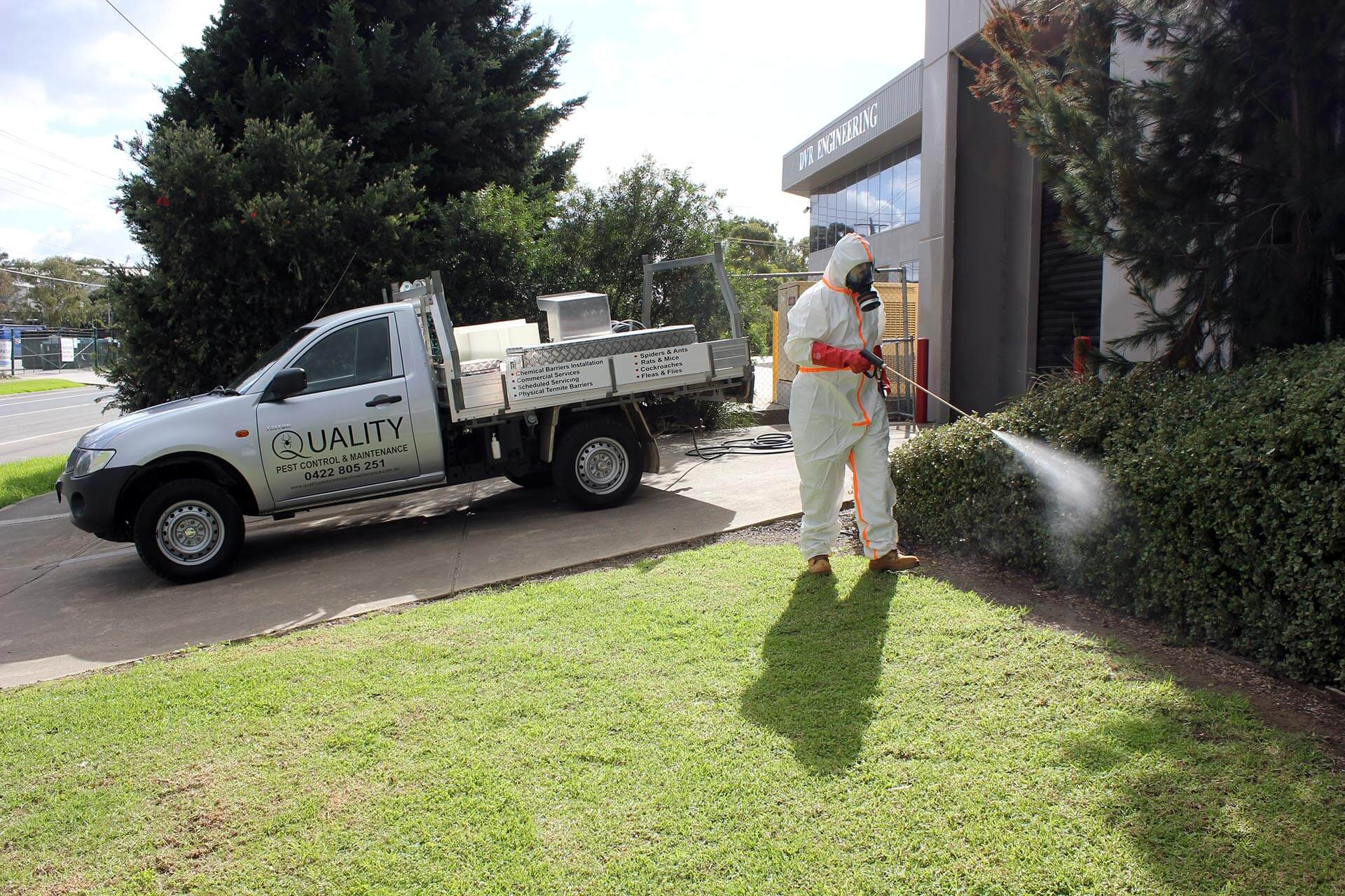 Pest Control Bulleen